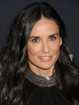 Demi Moore Headshot