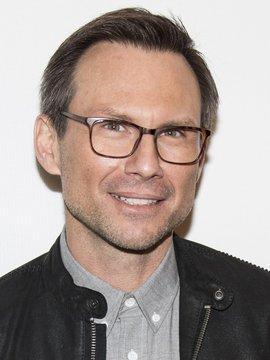 Christian Slater Headshot