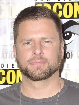 James Roday Rodriguez Headshot