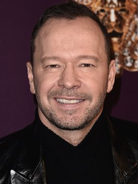 Donnie Wahlberg Headshot