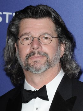 Ronald D. Moore Headshot