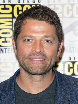 Misha Collins Headshot