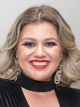Kelly Clarkson Headshot