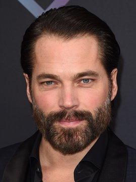 Tim Rozon Headshot