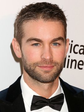 Chace Crawford Headshot