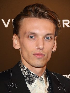 Jamie Campbell Bower Headshot