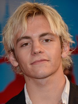 Ross Lynch Headshot