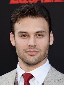 Ryan Guzman Headshot