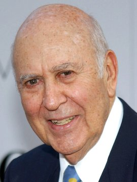 Carl Reiner Headshot