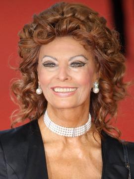 Sophia Loren Headshot