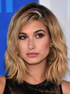 Hailey Bieber Headshot