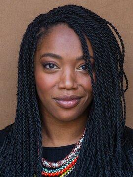 Naomi Ackie Headshot