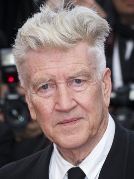 David Lynch Headshot