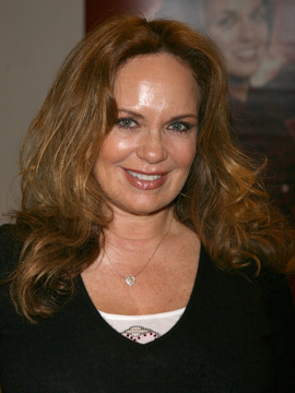 Catherine Bach Headshot