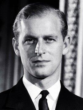 Prince Philip Headshot
