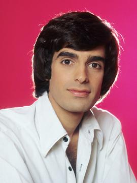 David Copperfield Headshot