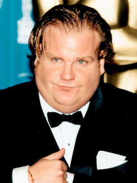 Chris Farley Headshot