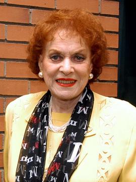Maureen O'Hara Headshot