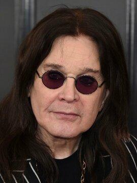 Ozzy Osbourne Headshot