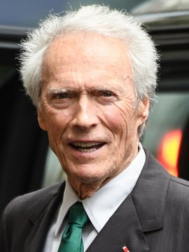 Clint Eastwood Headshot