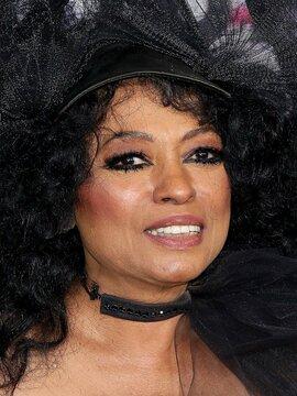 Diana Ross Headshot