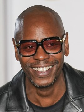 Dave Chappelle Headshot