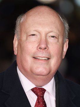 Julian Fellowes Headshot