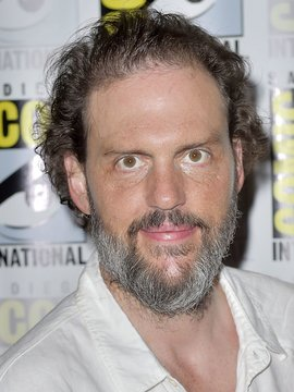 Silas Weir Mitchell Headshot