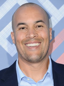Coby Bell Headshot