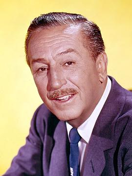 Walt Disney Headshot