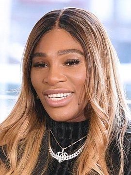 Serena Williams Headshot