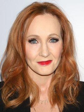 J.K. Rowling Headshot