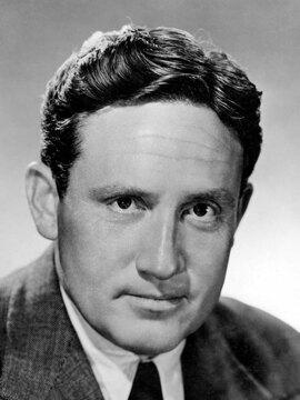 Spencer Tracy Headshot