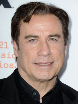 John Travolta Headshot