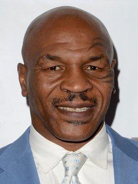 Mike Tyson Headshot