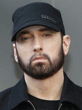 Eminem Headshot