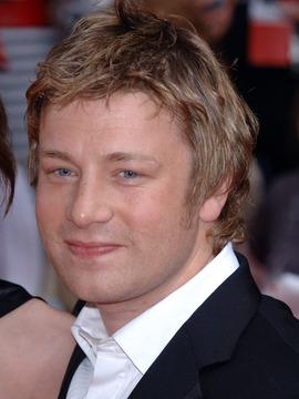 Jamie Oliver Headshot