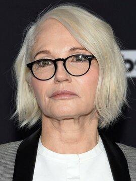 Ellen Barkin Headshot