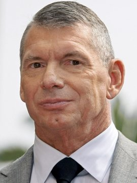 Vince McMahon Headshot