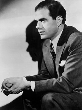 Frank Capra Headshot
