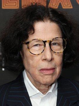 Fran Lebowitz Headshot