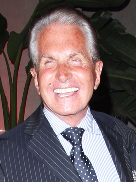 George Hamilton Headshot