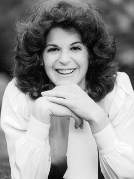 Gilda Radner Headshot