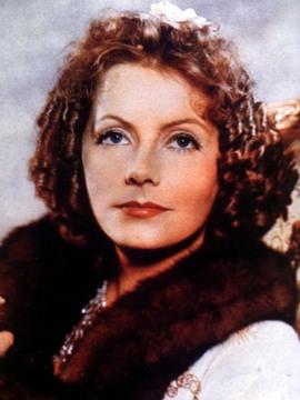 Greta Garbo Headshot