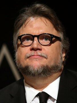 Guillermo del Toro Headshot