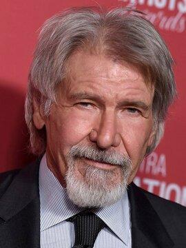 Harrison Ford Headshot