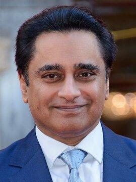 Sanjeev Bhaskar Headshot