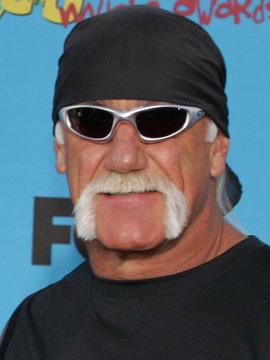 Hulk Hogan Headshot