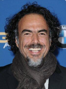 Alejandro González Iñárritu Headshot