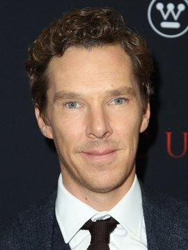 Benedict Cumberbatch Headshot